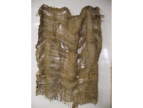 Large Weave Haunt Hessian
