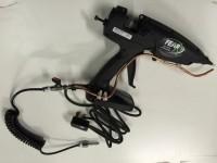 Cobweb gun